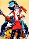 FLCL (2000) - Cover